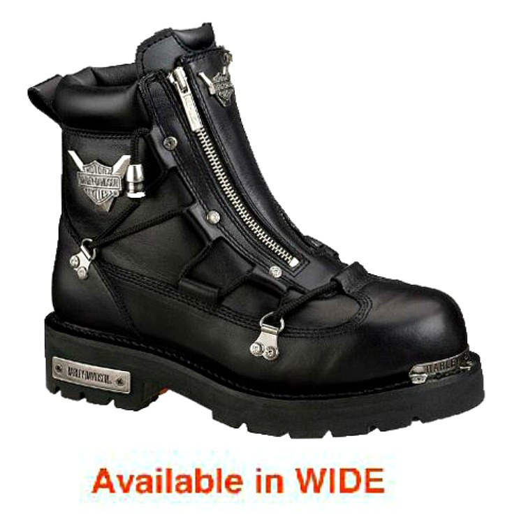 HARLEY-DAVIDSON® FOOTWEAR Men's Brake Light Motorcycle Riding Boots