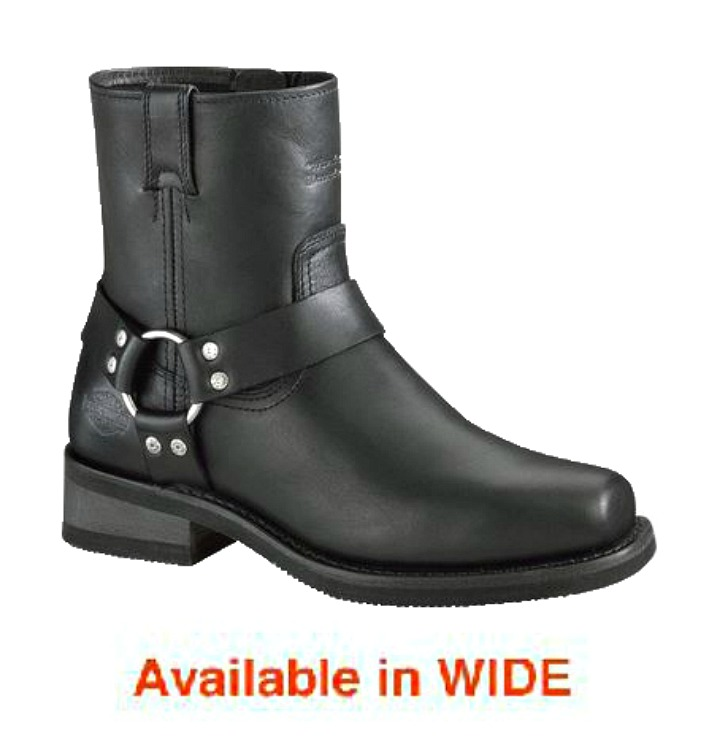 HARLEY-DAVIDSON® FOOTWEAR Men's El Paso Motorcycle Riding Boots