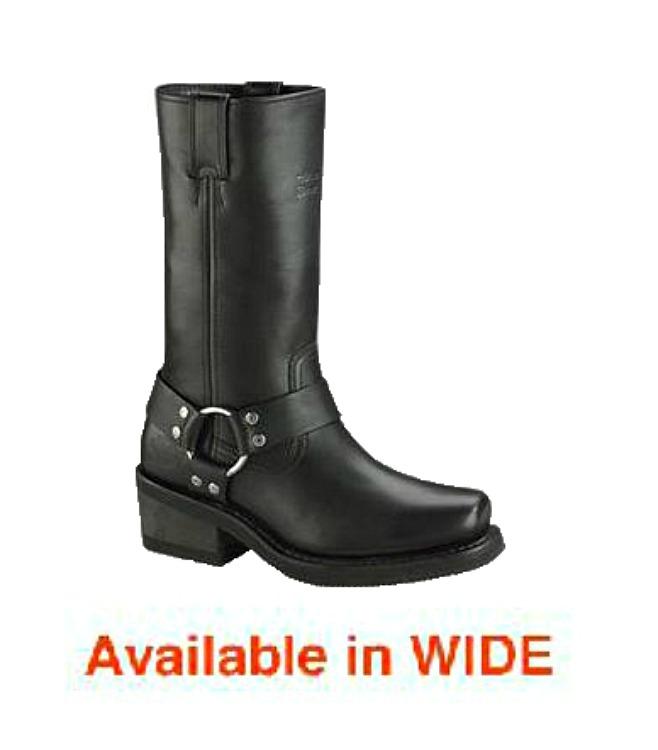 Harley-Davidson® Men's Hustin Waterproof Motorcycle Riding Boots