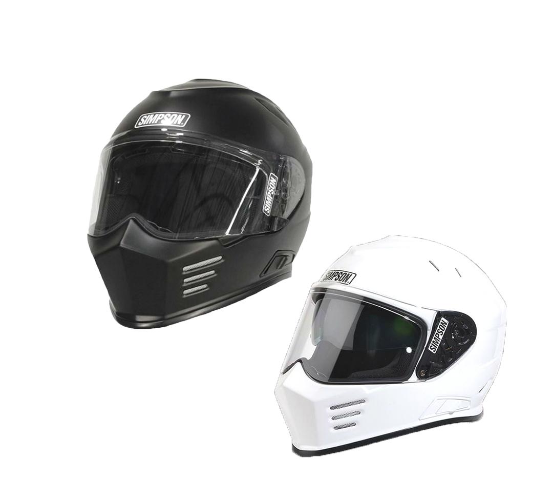 Ghost Bandit Full Face Helmet | Simpson