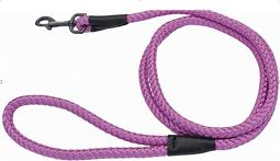 Harley-Davidson® Orchid Rope Leash | 6' Long