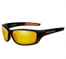 3a6e6985be66 Harley-Davidson® Men's Wiley-X® Silencer Sunglasses | Gery Orange  Mirror Lenses