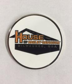 House of Harley-Davidson® Challenge Coin | Collectors' Quality