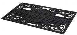 Harley-Davidson® Nostalgic  Bar & Shield® Entryway Door Mat