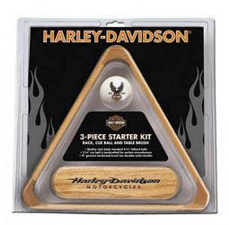 Harley-Davidson® Billiards Starter Set | 3-Piece