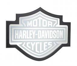 Harley-Davidson® Bar & Shield® Mirror