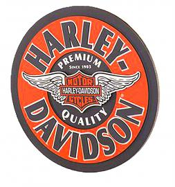 Harley-Davidson® Winged Bar & Shield® Pub Sign