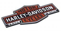 Harley-Davidson® Nostalgic Bar & Shield® Beverage Mat | Non-Slip