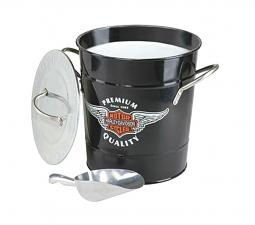 Harley-Davidson® Winged Bar & Shield® Ice Bucket