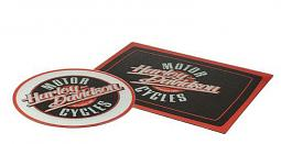 Harley-Davidson® Chopping Board Set   Set of Two