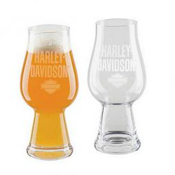 Harley-Davidson® IPA Glass Set | Set of Two