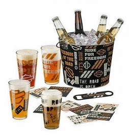 Harley-Davidson® Let's Ride Party Bucket Set