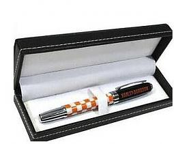 Harley-Davidson® Checkered Ink Pen | Refillable | Gift Box