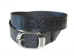 Harley-Davidson® Men's Slide Over Belt | Large H-D® Graphics