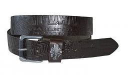 Harley-Davidson® Men's Scorching Belt | Brown Leather