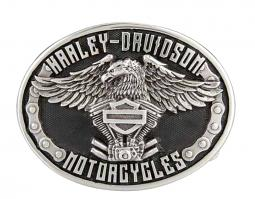 Harley-Davidson® Men's Eagle Rider Belt Buckle