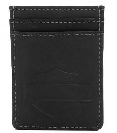 Harley-Davidson® Men's Refuel Bottle Opener Card Case | Bar & Shield® Silhouette | RFID Protection
