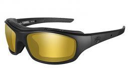 Harley-Davidson® Men's Wiley X® Tunnel Sunglasses | PPZ™ Copper Lenses | Matte Black Frames