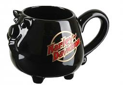 Harley-Davidson® Hog Mug | Custom Shaped