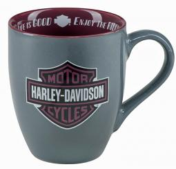Harley-Davidson® Bar & Shield® Coffee Mug | Enjoy The Ride