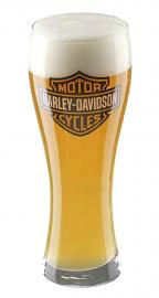 Harley-Davidson® Bar & Shield® Pilsner Glass