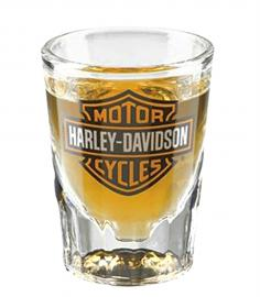 Harley-Davidson® Bar & Shield® Shot Glass