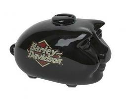 Harley-Davidson® Mini Hog Bank