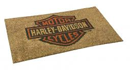 Harley-Davidson® Bar & Shield® Entryway Door Mat | Coconut Fiber