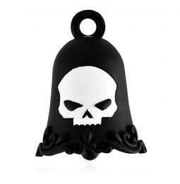 Harley-Davidson® Willie G® Skull Ride Bell | Matte Black