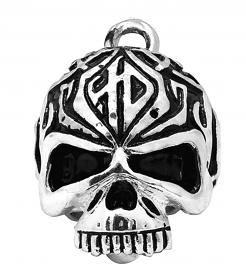 Harley-Davidson® Tribal Skull Ride Bell