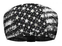 That's A Wrap!® America's Stars Knotty Band™ Head Wrap | AB Crystal Embellishments