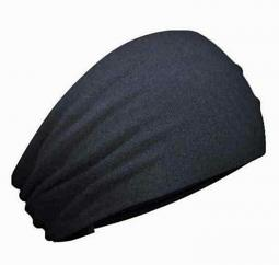 That's A Wrap!® Women's Classic Black Knotty Band™ Head Wrap