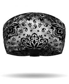 That's A Wrap!® Rad-Danna Knotty Band™ Head Wrap | Black
