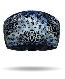 That's A Wrap!® Rad-Danna Knotty Band™ Head Wrap | Blue