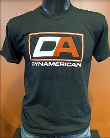 DynAmerican T-Shirt | Land Of The Free | Short Sleeves