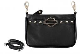 Harley-Davidson® Women's Rider Hip Bag | Detachable Strap