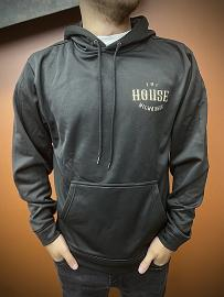 The House Tattoo Pullover Hoodie | Black