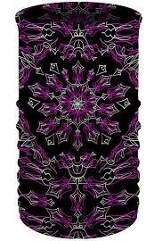 That's A Wrap!® Multi-Functional Tube Headwear | Pinstripe Bandana Print