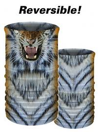 That's A Wrap® Multi-Functional Tube Headwear | Tiger | Reversible