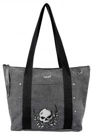 Harley-Davidson® Women's Skull Embroidery Tote