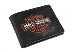 Harley-Davidson® Men's Bar & Shield® Billfold Wallet