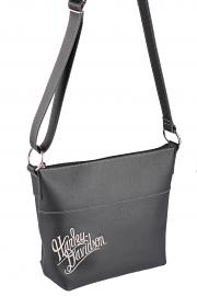 Harley-Davidson® Women's Embroidered Script Bucket Handbag