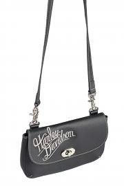 Harley-Davidson® Women's Embroidered Script Clip Bag With Strap