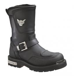 HARLEY-DAVIDSON® FOOTWEAR Men's Shift Motorcycle Riding Boots | TecTuff® Overlays