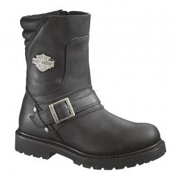 HARLEY-DAVIDSON® FOOTWEAR Men's Booker Motorcycle Riding Boots