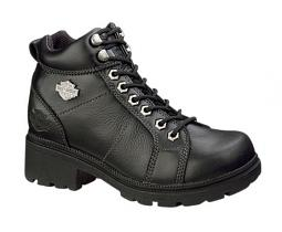 HARLEY-DAVIDSON® FOOTWEAR Women's Tyler Leather Chukka Lifestyle Boots