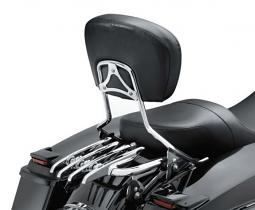 Harley-Davidson® Stealth Detachable Luggage Rack - Chrome