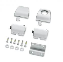 Harley-Davidson® Premium Tour-Pak® Latches - Chrome