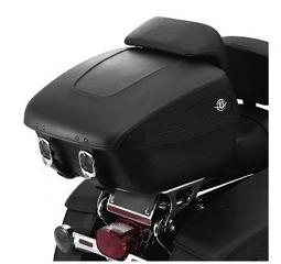 Harley-Davidson® Tour-Pak® Luggage - Road King® Classic Leather Styling