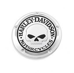 Harley-Davidson® Willie G® Skull Chrome Collection | Timer Cover | '99-'17 Sportster® Models